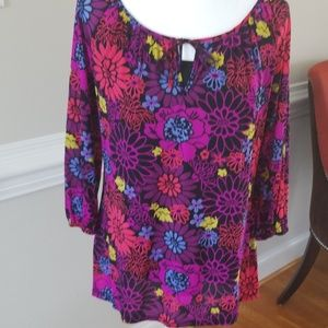 Vibrant Top with Attached Tank